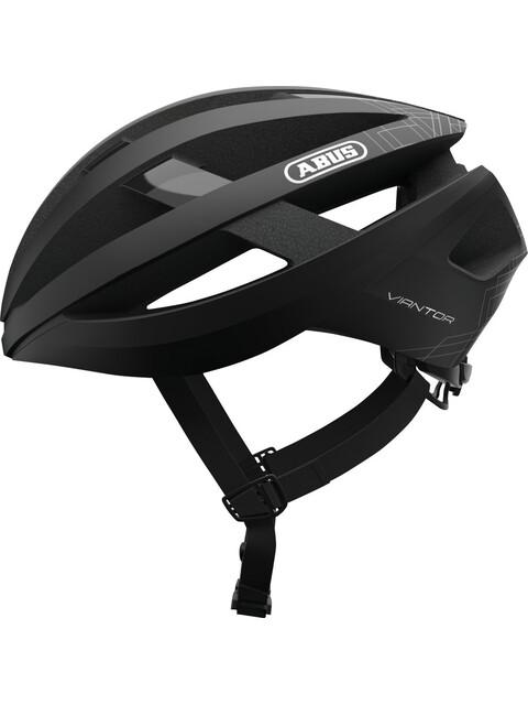 ABUS Viantor - Casque de vélo - noir